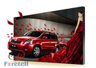 8Bit / 16.7M Color Large Video Wall Displays , Samsung Thin Bezel Video Wall 2x2